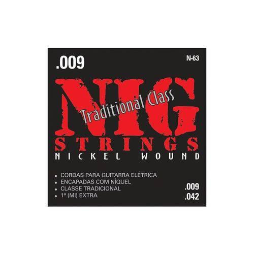 Enc Guitarra Nig 009 N63 Tradicional