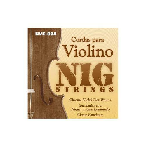 Enc Violino Nig Nve 804