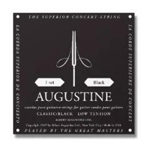 Encordoamento Augustine Black Sp Nylon