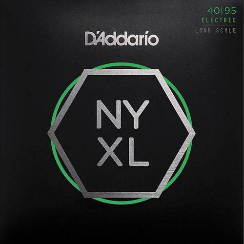 Encordoamento D' Addario Nyxl 4095 Baixo