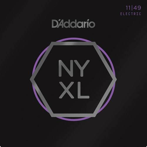 Encordoamento Daddario Guitarra 011 Nyxl 1149 Nickel Wound