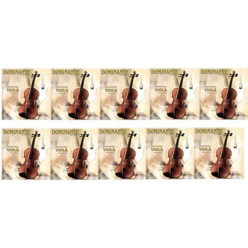 Encordoamento de Viola com Bolinha Dominante Kit com 10