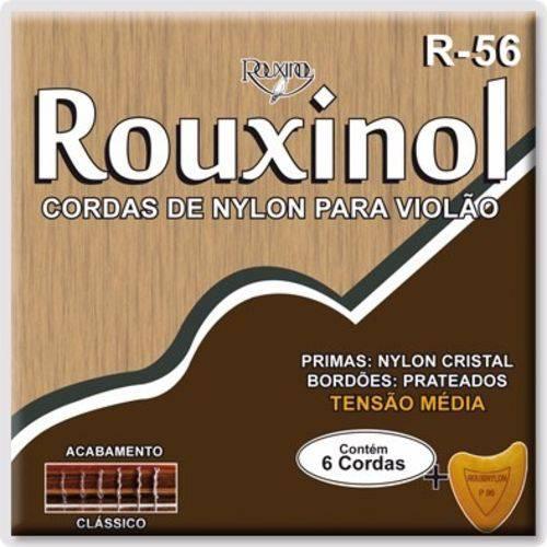 Encordoamento Violão Rouxinol Nylon R73
