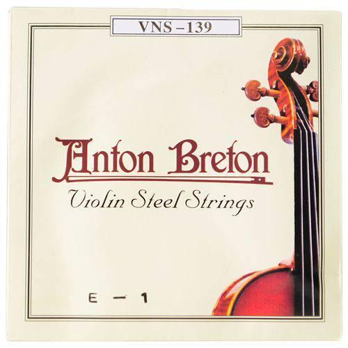 Encordoamento de Violino Anton Breton 3/4 Vns/139