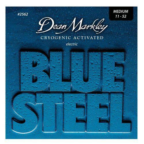 Encordoamento Guitarra Dean Markley Blue Steel 011 052