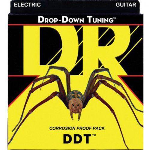 Encordoamento Guitarra Drop Down Tuning 0.10 Ddt-10 - Dr Strings
