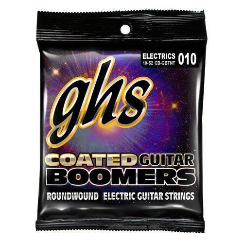 Encordoamento Guitarra Ghs Cb-gbtnt