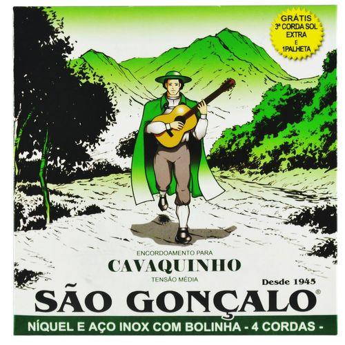 Encordoamento Inox Cavaquinho - Izzo