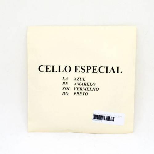 Encordoamento M Calixto Violoncelo Especial