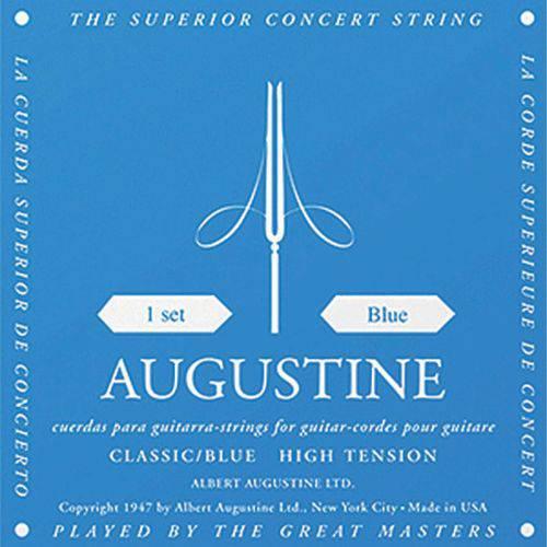 Encordoamento Nylon Blue - Augustine