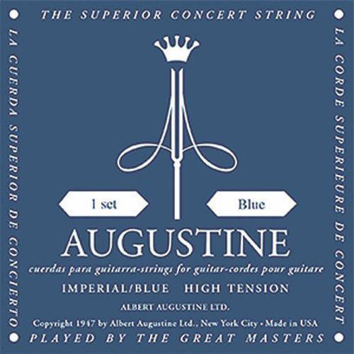 Encordoamento Nylon Imperial Blue - Augustine