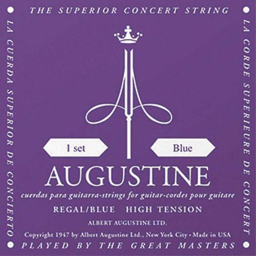 Encordoamento Nylon Regal Blue - Augustine