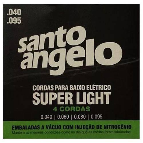 Encordoamento para Baixo 4C 0.40 - Santo Angelo