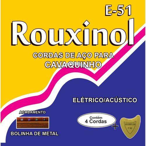 Encordoamento para Cavaquinho Eletrico/acustico
