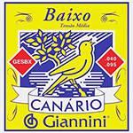Encordoamento P/ Contra Baixo GESBX - Giannini
