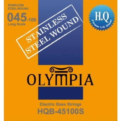 Encordoamento para Contra Baixo Olympia Hqb45100s 045-100 4 Cordas