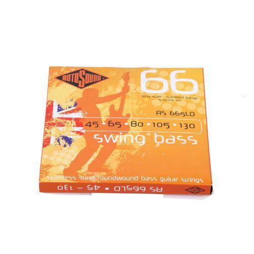Encordoamento para Contrabaixo Rotosound 045 Rs665ld