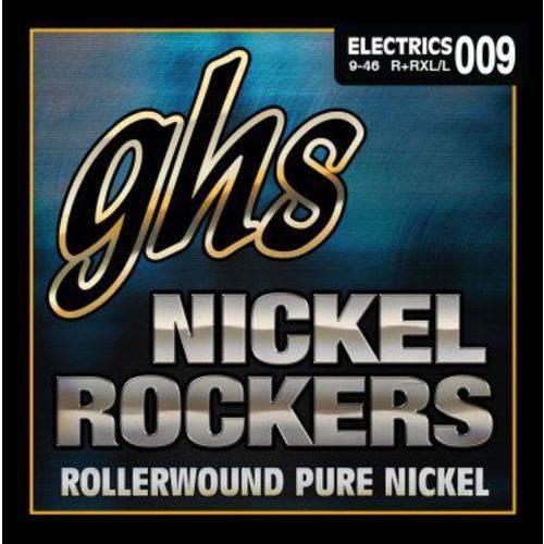 Encordoamento para Guitarra 0,09 R+rxl Ghs