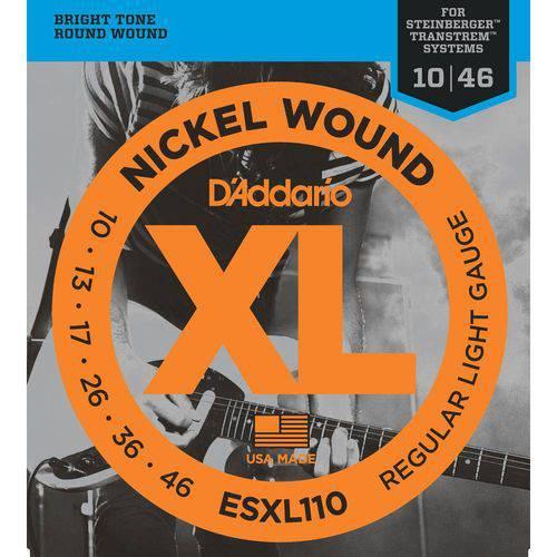 Encordoamento Guitarra D Addario Esxl110 010046