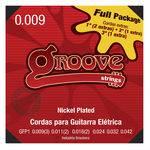 Encordoamento para Guitarra Gfp-1 - Groove