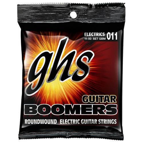 Encordoamento para Guitarra Boomers 0.11 Ghs