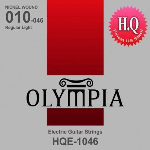 Encordoamento para Guitarra Olympia Nps Hqe1046 010-046