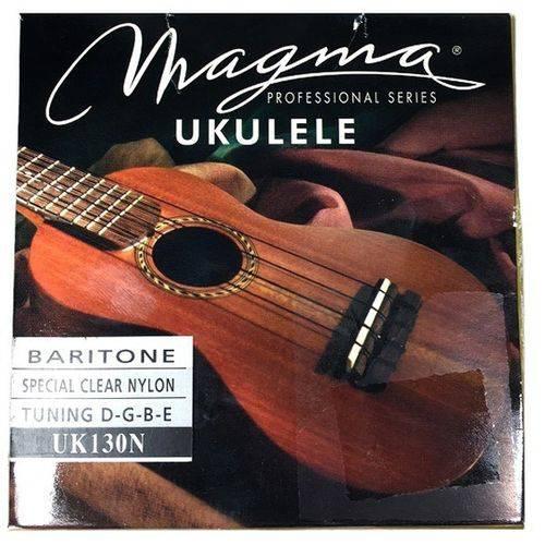 Encordoamento para Ukulele Igual Aquila Nylon Magma Uk130n