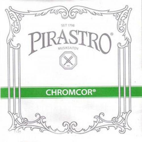 Encordoamento para Viola de Arco 329020 Chromocor Pirastro