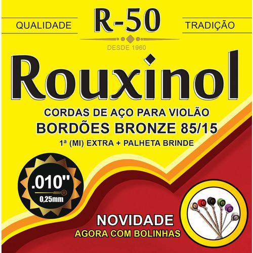 Encordoamento para Violão Aco Bronze 85/15 C/bo