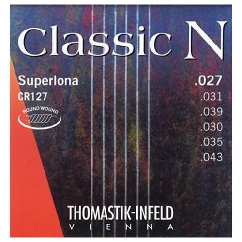 Encordoamento para Violão Nylon Superlona Cr127 Thomastik