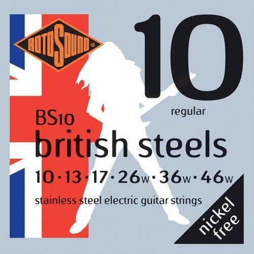 Encordoamento Rotosound para Guitarra 09 British Steels Bs9