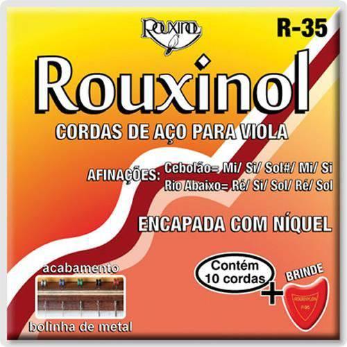 Encordoamento ROUXINOL Viola Maxima R35
