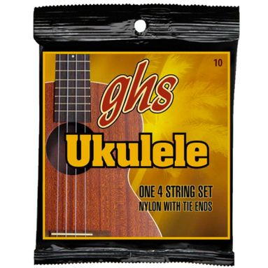 Encordoamento Ukulele GHS 10 Nylon