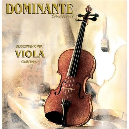 Encordoamento Viola Orchestral Dominante