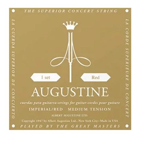 Encordoamento Violao Augustine Imperial Red Nylon