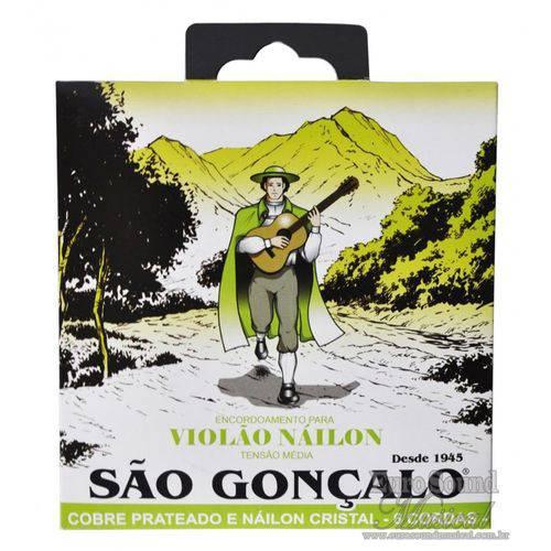 Encordoamento Violao Nylon 029-043 75 Sao Goncalo