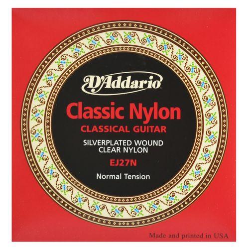 Encordoamento Violão Nylon Clássico - D'Addario