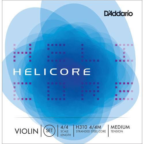 Encordoamento Violino 4/4 H310 4/4M Helicor