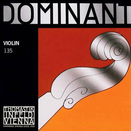 Encordoamento Violino Thomastik Dominant Alumínio 135