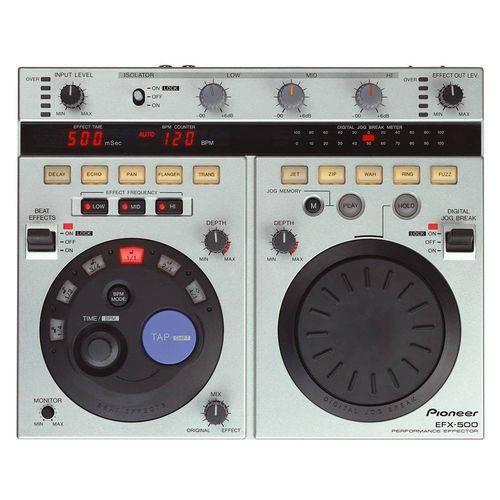 Equalizador Pioneer DJ EFX-500