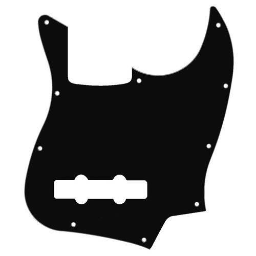 Escudo Baixo Jazz Bass Preto – Dolphi