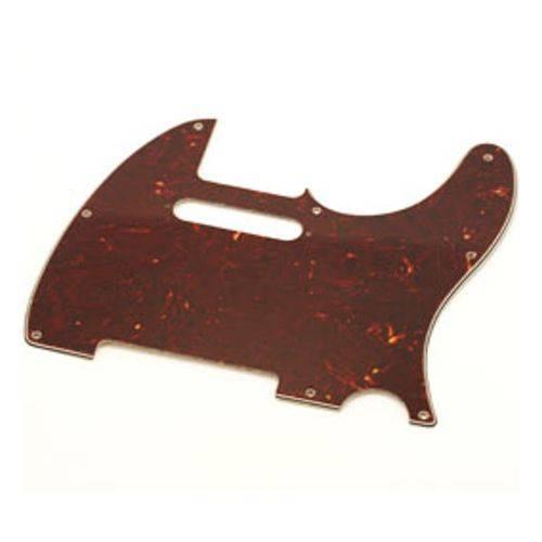 Escudo para Guitarra Telecaster Tortoise Spirit 3 Camadas