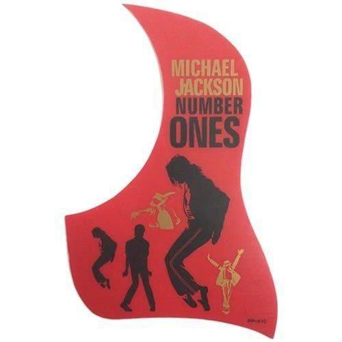Escudo Protetor Adesivo Michael Jackson para Violão