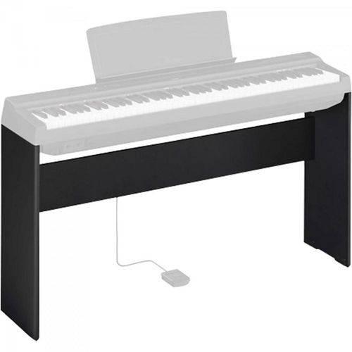 Estante P/ Piano L125b P125 Preto Yamaha