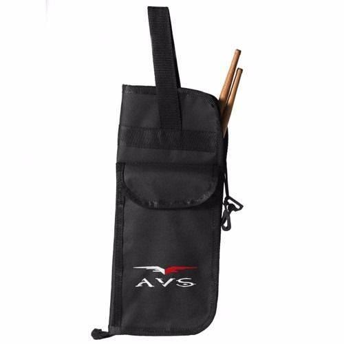 Estojo Bag Porta Baqueta Super Luxo Acolchoado Avs