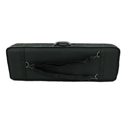 Estojo Case Retangular de Violino 4/4 C/ Higrometro