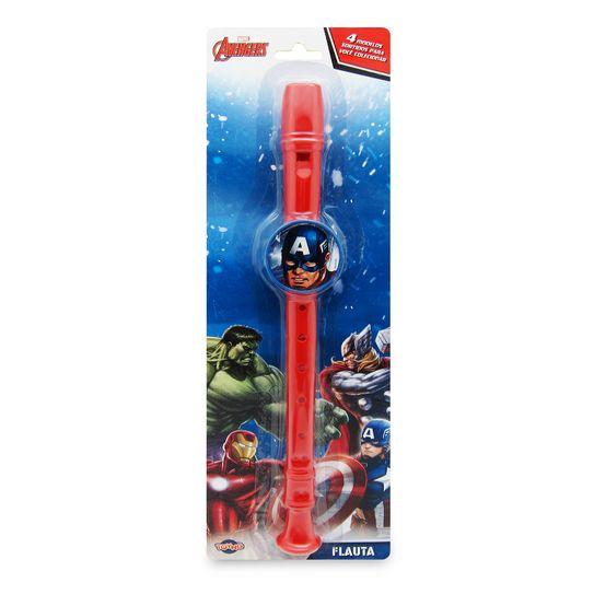 Flauta Musical Avengers - Capitão América