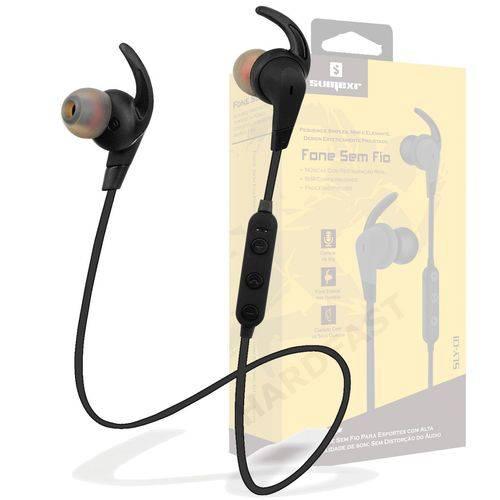 Fone Bluetooth Favix SumeXR Sly-01 Esportes Zs Ouvido Sem Fio Microfone Bass