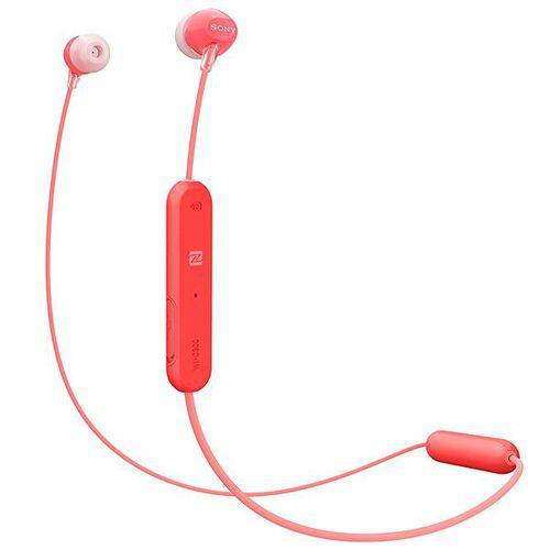 Fone Bt Sony Wi-c300 Rz Wireless Vrm