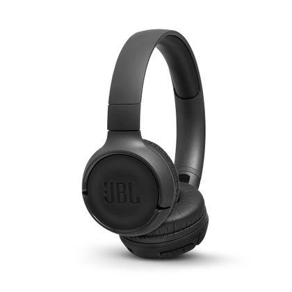 Fone de Ouvido Bluetooth T500bt Preto Jbl Jbl